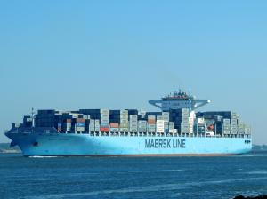Photo of MAERSK GUAYAQUIL ship