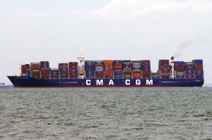 Photo of CMA CGM RODOLPHE ship