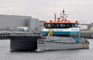 Photo of OFFSHORE WIELINGEN ship