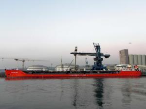 Photo of MILAGRESS ship