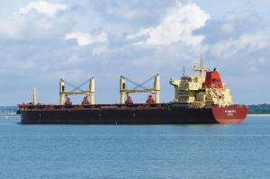 Photo of ELSABETH C ship