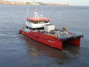 Foto embarcació NJORD ALPHA