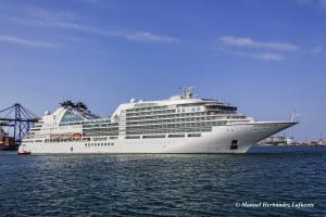 Photo of SEABOURN ENCORE ship