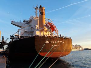 Photo of ULTRA LETIZIA ship
