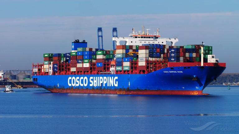 COSCO SHIPPING RHINE photo