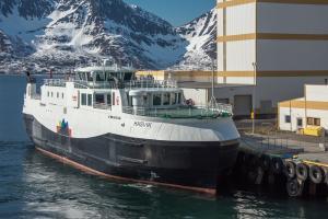 Photo of HASVIK ship