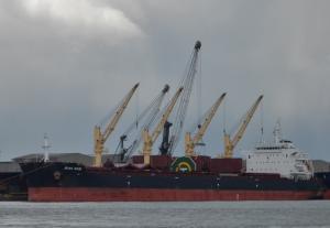 Photo of SPAR APUS ship