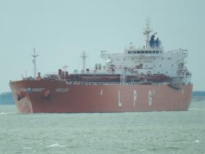 Photo of GAS LEO ship