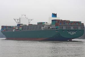 Photo of TOKYO TRIUMPH ship