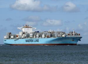 Photo of MAERSK GENOA ship