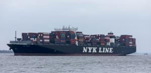 Photo of NYK EAGLE ship