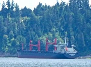 Photo of NORDMOSEL ship