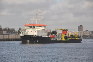 Photo of ILEMBE ship