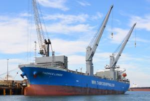 Photo of THORCO LOGOS ship