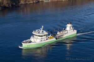 Photo of OYTIND ship