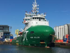 Photo of NOR SOLAN ship
