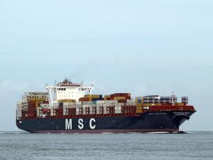 Photo of MSC DESIREE ship