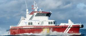Photo of DISCOVERER ship
