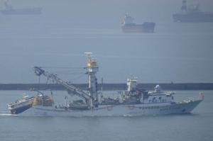 Photo of NUPLA KANU ship