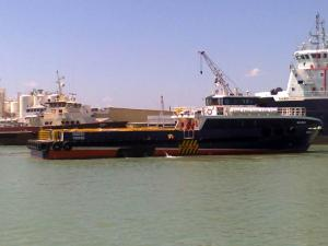 Photo of ICACOS ship
