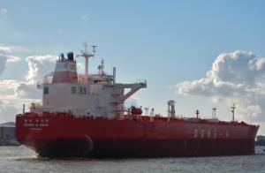 Photo of DONG-A MAIA ship