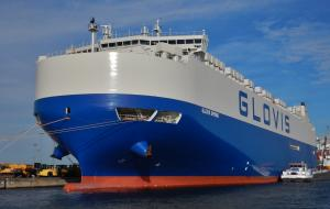 Photo of GLOVIS SPRING ship