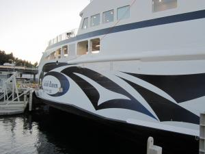 Photo of SALISH RAVEN ship