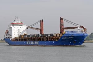 Photo of INDUSTRIAL SONG ship