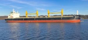 Photo of SUNISA NAREE ship