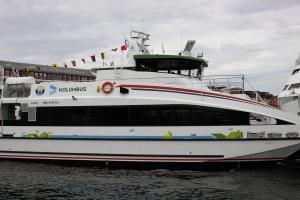 Photo of HELGOEY GLIMT ship