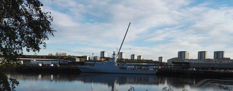 Снимка на HMS MEDWAY
