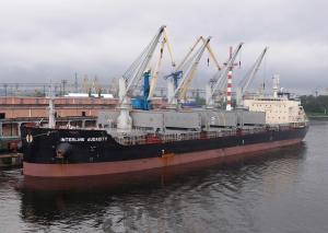 Photo of INTERLINK AUDACITY ship