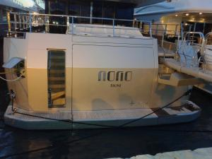 Photo of JEDI ship