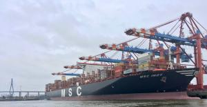 Photo of MSC INGY ship