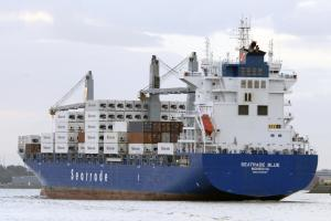 Photo of SEATRADE BLUE ship