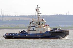 Photo of SVITZER GANGES ship