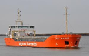Photo of LADY ARIANE ship