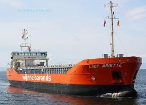 Photo of LADY ARIETTE ship