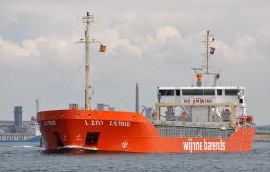Photo of LADY ASTRID ship
