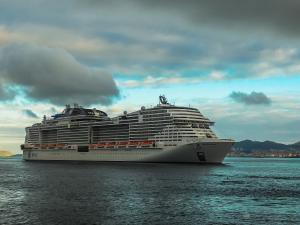 Photo of MSC MERAVIGLIA ship