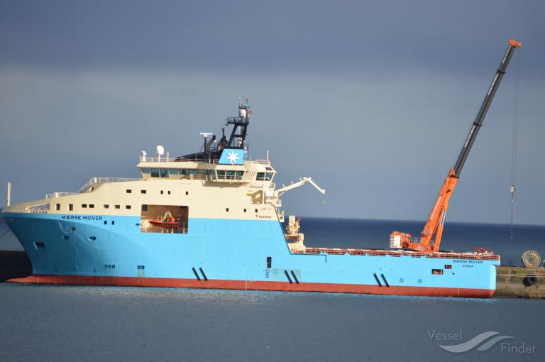MAERSK MOVER