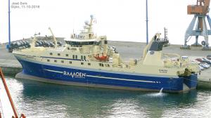 Photo of RAMOEN ship