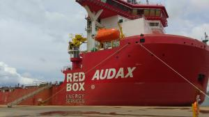 Photo of AUDAX ship
