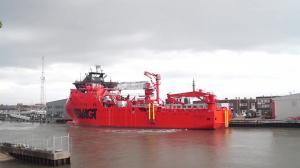 Photo of ESVAGT NJORD ship