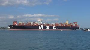 Photo of MSC RIFAYA ship