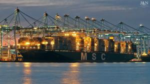 Photo of MSC LEANNE ship