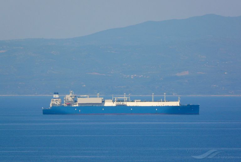 MARAN GAS SPETSES photo
