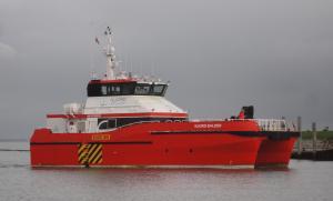 Photo of NJORD BALDER ship