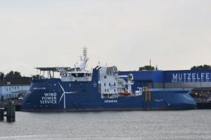 Photo of WINDEA LA COUR ship