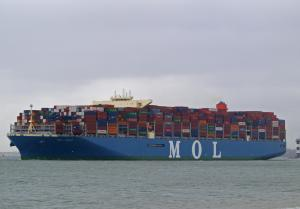 Photo of MOL TRUST ship